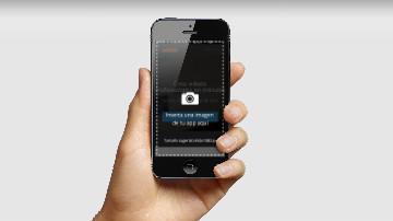 Video plantilla para app de iPhone