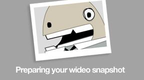 Video plantilla para saludo de felices fiestas.