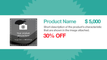Product Promo Video Template