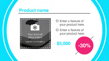 Product Promo Template #2