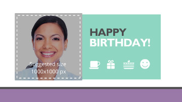 Happy Birthday Video Template