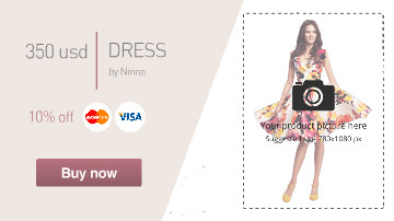 Short Fashion collection Video template