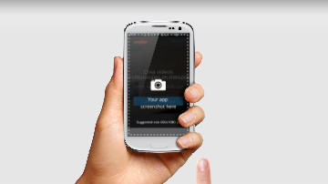 Short Mobile App Video Template Android